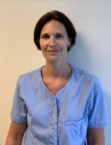 Sygeplejerske Janne Rasmussen